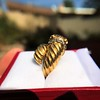Gold Lion Ring, by Zolotas 12