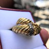 Gold Lion Ring, by Zolotas 14