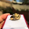 Gold Lion Ring, by Zolotas 19