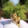 Gold Lion Ring, by Zolotas 16