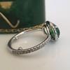 1.87ct Jadeite Halo Ring 23