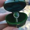 1.87ct Jadeite Halo Ring 14