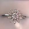 Tiffany & Co. Enchant Flower Ring 24