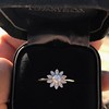 Tiffany & Co. Enchant Flower Ring 19