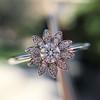 Tiffany & Co. Enchant Flower Ring 10