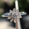 Tiffany & Co. Enchant Flower Ring 13