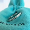 Tiffany & Co Diamond Half Eternity Band 0