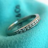 Tiffany & Co Diamond Half Eternity Band 5