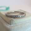 Tiffany & Co Diamond Half Eternity Band 7