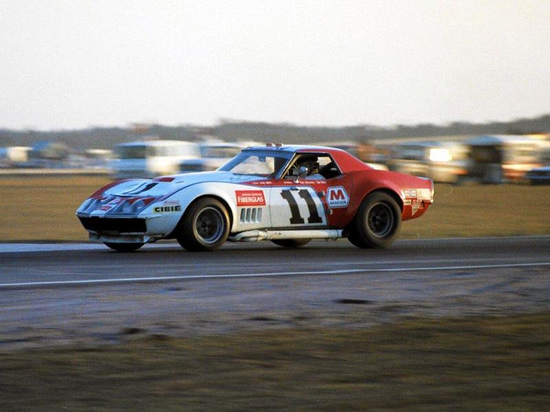 # 11 - FIA - 1971 - Daytona, Tony DeLorenzo, Don Yenko, John Mahler