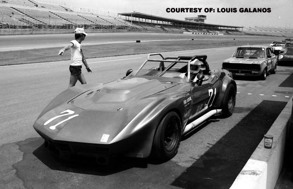 # 71 - IMSA - 197? - Daytona - ?