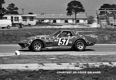 # 57 - FIA - 1972 - Sebring - Dave Heinz, Bob Johnson