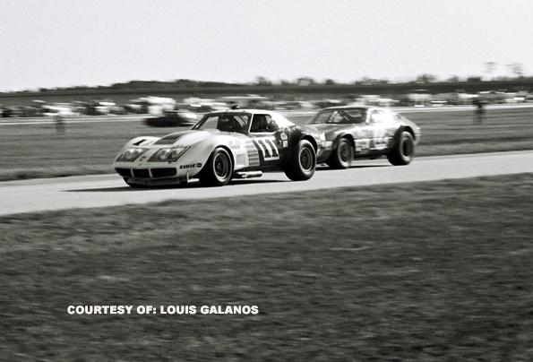 # 11 - FIA - 1973 - Daytona - Tony DeLorenzo, Maurice Carter