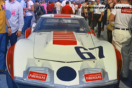 # 67 - FIA - 1969 - Daytona - Jerry Thompson, Tony DeLorenzo, Jim Harrell
