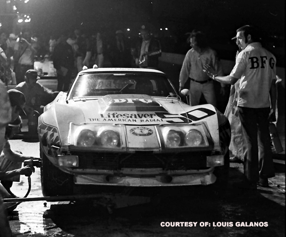 # 50 - FIA - 1973 - Daytona - Don Yenko, John Cordts