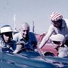 # 1 - FIA - 1957 - Sebring - John Fitch, Zora Arkus Duntov, Corvette SS Prototype