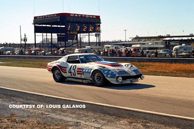 # 49 - FIA - 1973 - Daytona - DonYenko, Bob Johnson, Jim Greendyke