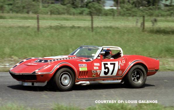 # 57 - SCCA AP - 1973 - Gainsville - Dave Heinz