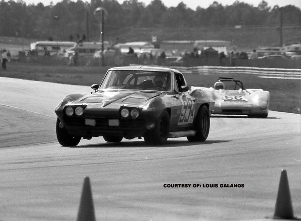 # 99 - IMSA - 1972 - Daytona - Phil Currin