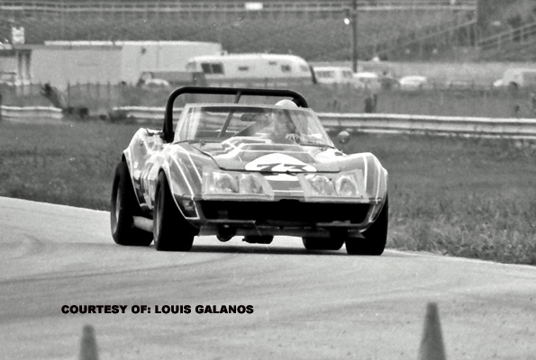 # 73 - IMSA - 1973 - Daytona - Harry Dinwiddie