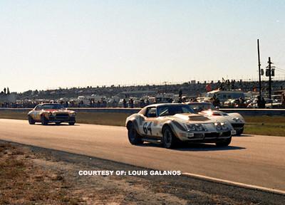 # 64 - FIA - 1971 - Daytona - Bob Baechele, Bob Luebbe, John Orr