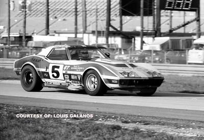 # 5 - IMSA - 1973 - Daytona -Dave Heinz