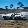P - FIA - 1957 - Sebring - John Fitch, SS Test Mule