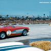 # 2 - FIA - 1957 - Sebring - Paul O'Shea, Pete Lovely, Corvette  SR2