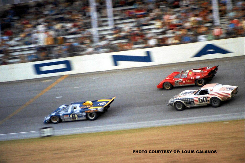 # 50 - FIA - 1971 - Daytona - John Greenwood, Allan Barker, Dick Lang