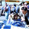# 1 - 1956, FIA, Walt Hansgen at Sebring, class winner w/John Fitch