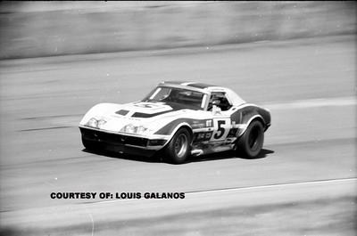 # 5 - IMSA - 1973 - Daytona - Dave Heinz
