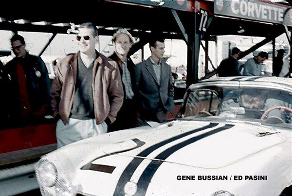 # 2 - FIA - 1958 - Sebring - Dick Thompson, Fred Windridge, John Kilborn