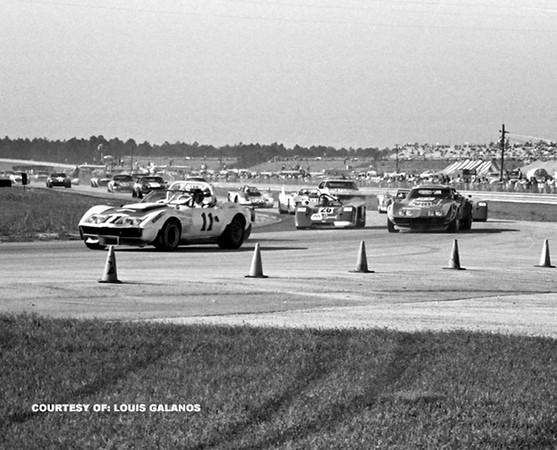 # 11 - FIA - 1972 - Daytona - Jerry Thompson, Ron Weaver, Tony DeLorenzo