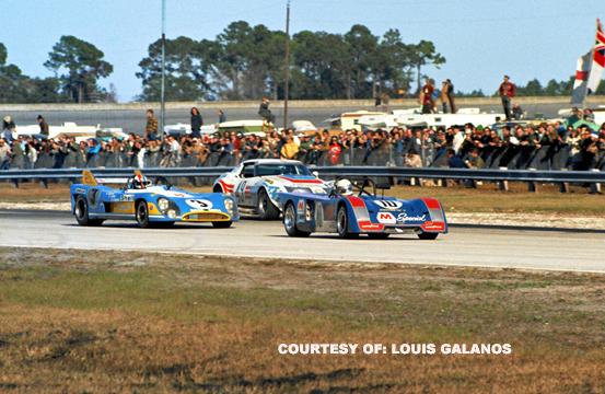 # 49 - FIA - 1973 - Daytona - Don Yenko, Bob Johnson, Jim Greendyke