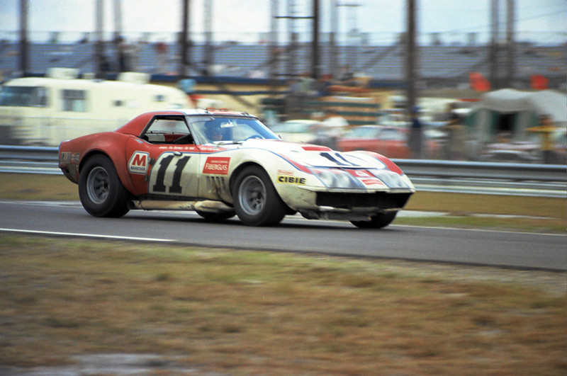 # 11 - FIA - 1971 - Daytona - Tony DeLorenzo, Don Yenko