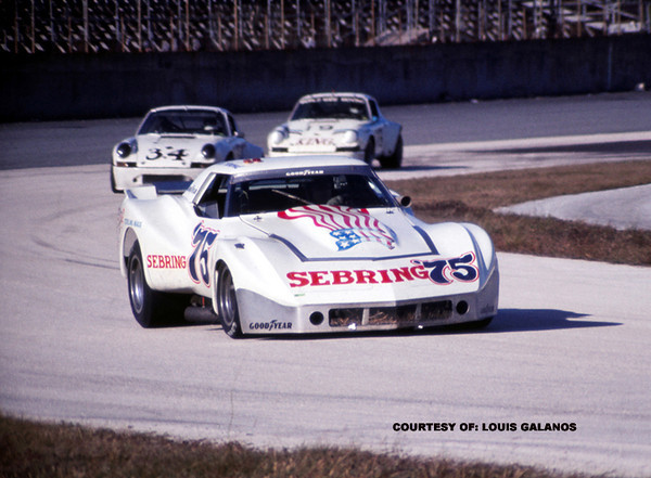 # 75 - FIA - 1975 - Daytona - John Greenwood, Carl Shafer, Vince Muzzin
