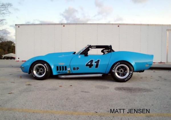 # 41 - 2012 SCCA BP - Matt Jensen in ex-Darwin Bosell-John Biza car