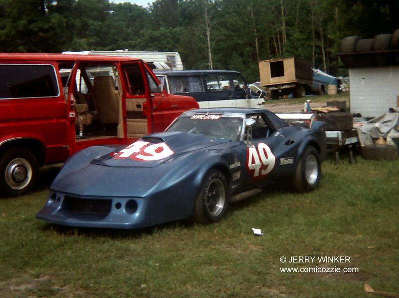 # 49 - 1979 IMSA AAGT - Jim Moyer at Brainerd