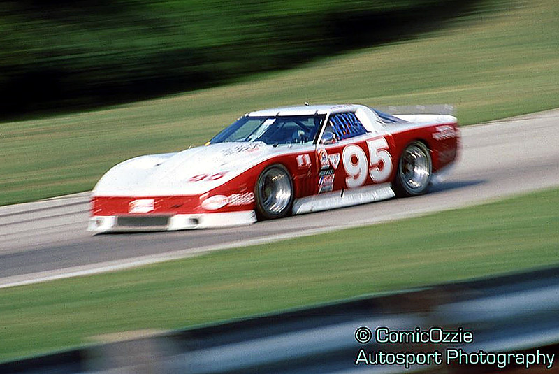 # 48, 95 - 1992 SCCA TA - Jim Moyer at Rd America