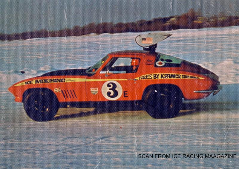 # 3 - 1973 Int Ice Race Series - John Biza