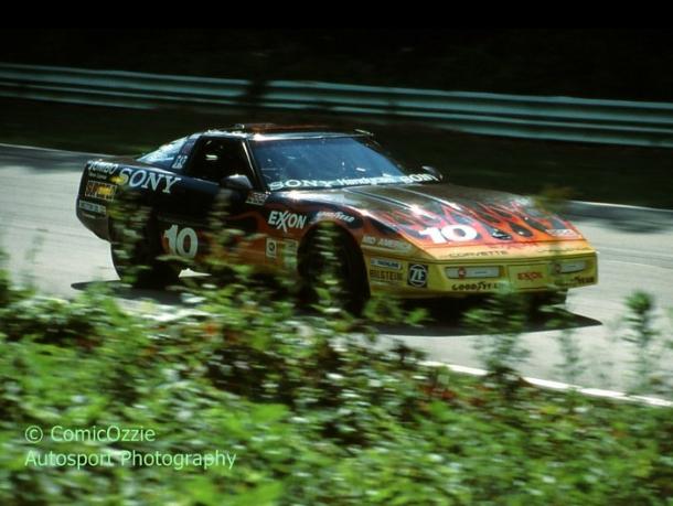 # 10 - 1989 Corv Chall - Boris Said III at Road America - 06