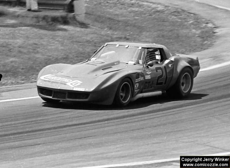 # 21 - 1983 SCCA TA - Terry Farber