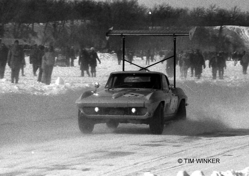 # 3 - 1971 Can-am Ice Race Series - John biza at St Paul - 01