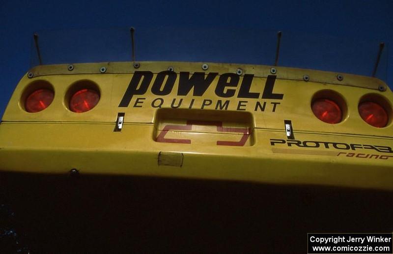 # 2 - 1989 SCCA GT1 - Richard Anidson Protofab Corv - JW_JPS89-6