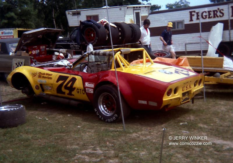 # 74 - 1979 IMSA - Charles WEst at Brainerd - 28