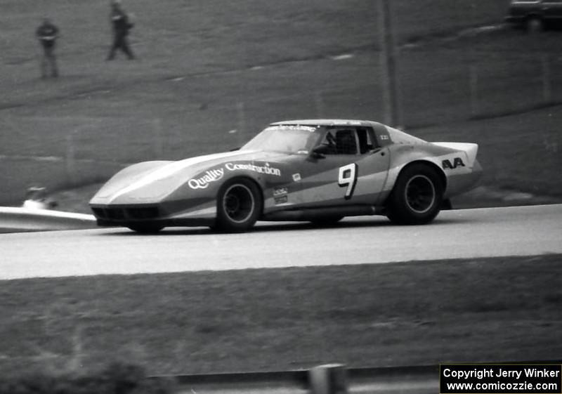 # 9 - 1984 SCCA GT1 - Don Sak
