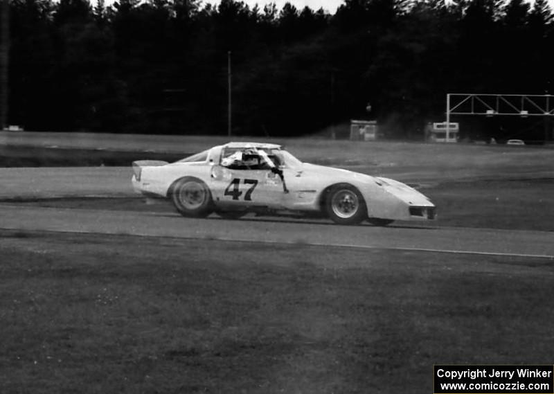 # 47 - 1981 IMSA - J Hansen at Brainerd