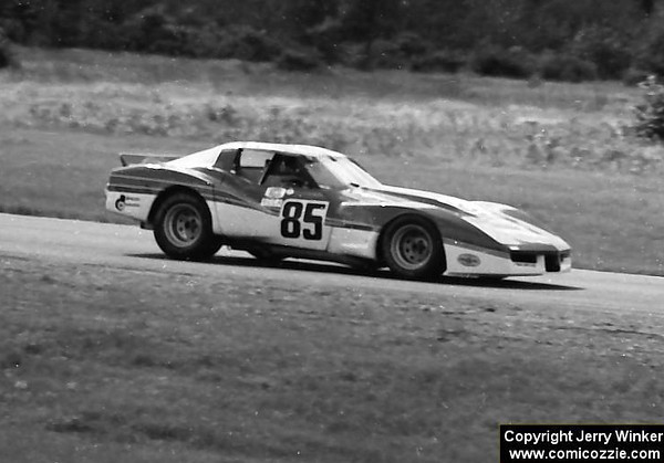 # 85 - 1981 SCCA TA - Dick Valentine at Rd Amer - 01