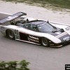 # 40 - 1985, IMSA GTP, David Hobbs, Sarel Ven der Merwe at Road America