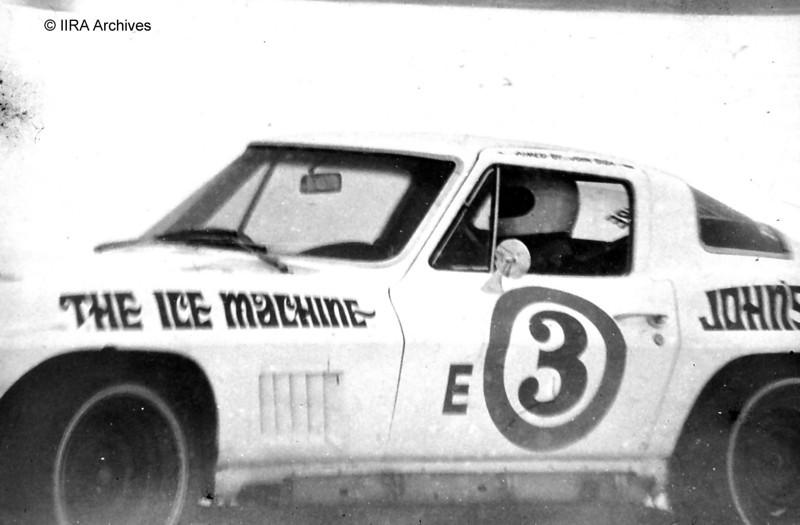 # 3 - 1973 IIRA - John Biza at Brainerd
